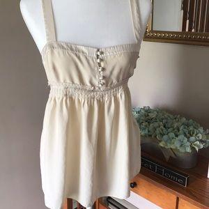 J. CREW cami silk blouse 10